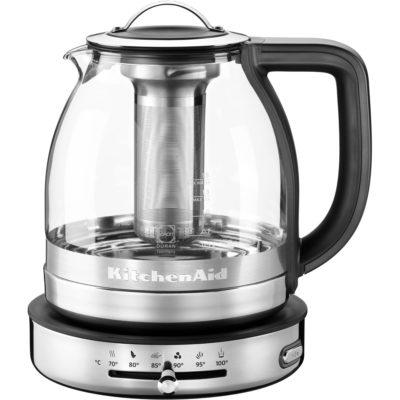 KitchenAid Artisan Tebrygger/Vannkoker 1,5 liter Klar