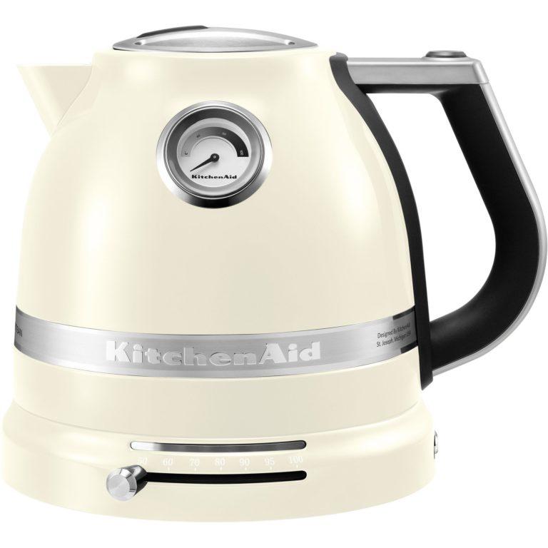 KitchenAid Artisan Vannkoker 1,5 liter Creme