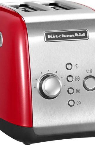 KitchenAid Brødrister 2-skiver Rød