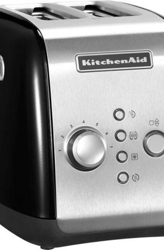 KitchenAid Brødrister 2-skiver Svart