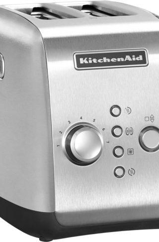 KitchenAid Brødrister 2-skiver rustfri stål