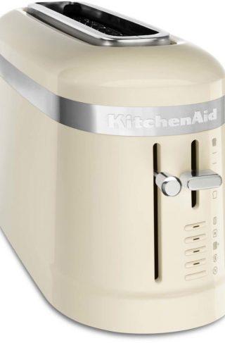KitchenAid Brødrister 5KMT3115EAC Creme