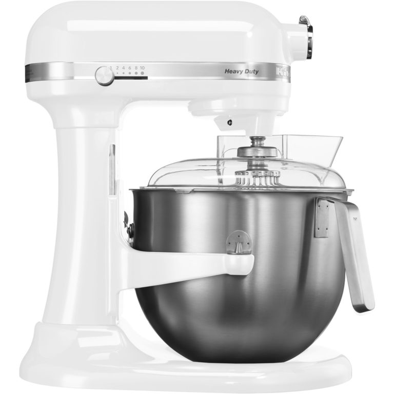 KitchenAid Heavy Duty Standmixer Hvit 6,9L