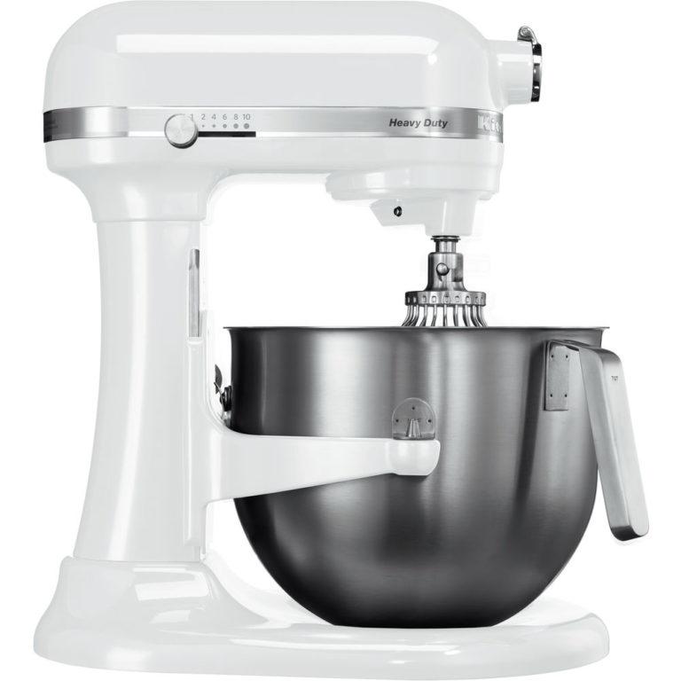 KitchenAid Kjøkkenmaskin Heavy Duty 6,9 Liter Hvit