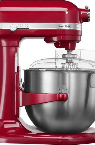 KitchenAid Kjøkkenmaskin Heavy Duty 6,9 Liter Rød