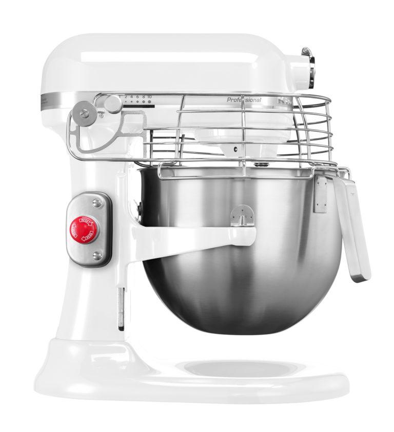 KitchenAid Kjøkkenmaskin Professional 6,9 Liter Hvit