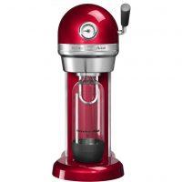 KitchenAid Kullsyremaskin Rød Metallic