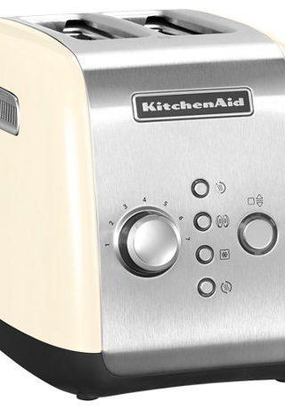 KitchenAid P2 Brødrister 2-skiver Krem