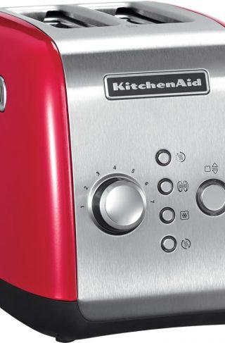KitchenAid P2 Brødrister 2-skiver Rød