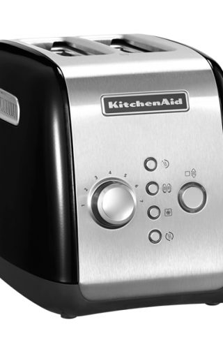KitchenAid P2 Brødrister 2-skiver Sort