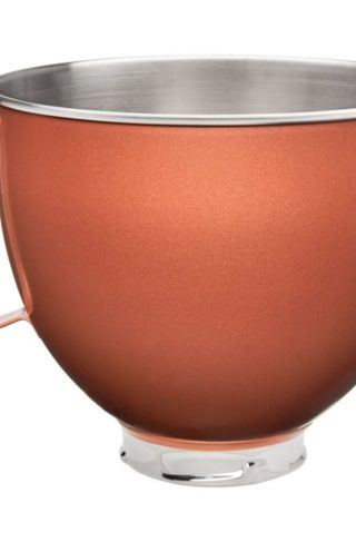 KitchenAid Skål i rustfritt stål till K5 Kjøkkenmaskin, Kopper