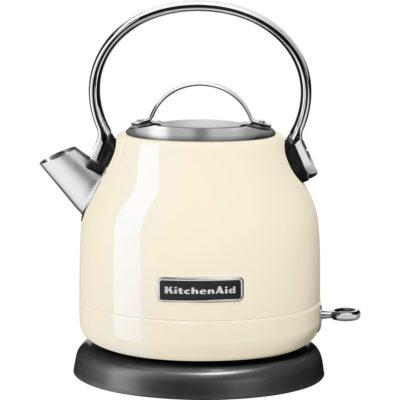 KitchenAid Vannkoker Creme 1,25 liter