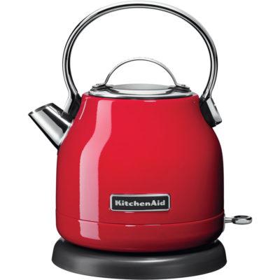 KitchenAid Vannkoker Rød 1,25 Liter