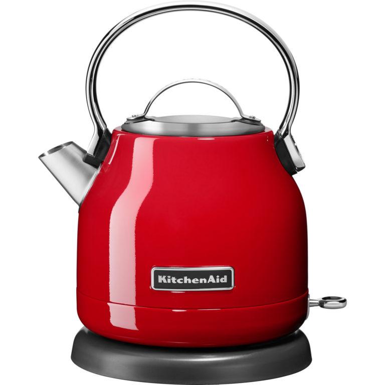 KitchenAid Vannkoker Rød 1,25 l