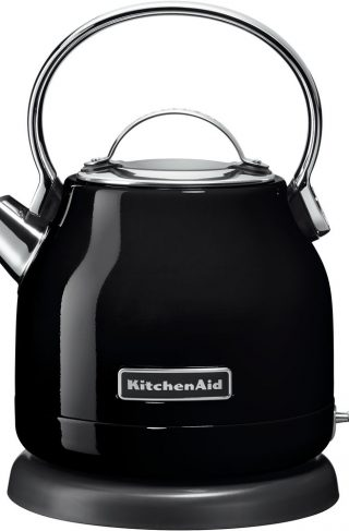 KitchenAid Vannkoker Sort 1,25 Liter