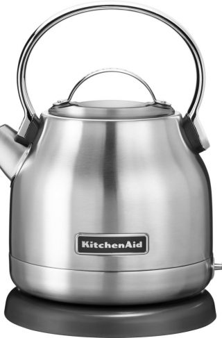 KitchenAid Vannkoker Stål 1,25 liter