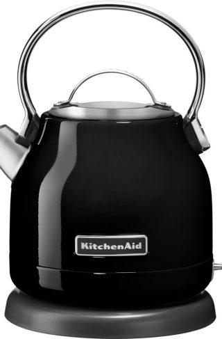 KitchenAid Vannkoker Svart 1,25 liter