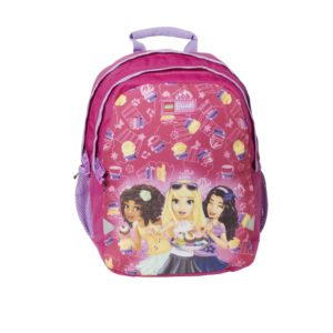 LEGO - ERGO Kindergarten Backpack - Friends - Cupcake (20025-1711)