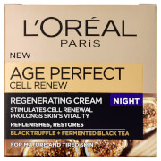 L'Oreal Paris Dermo Expertise Age Perfect Cell Renew Advanced Restoring Nattkrem (50 ml)