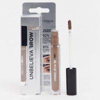 L'Oreal Paris Unbelieva'brow Long-Lasting Brow Gel-Tan