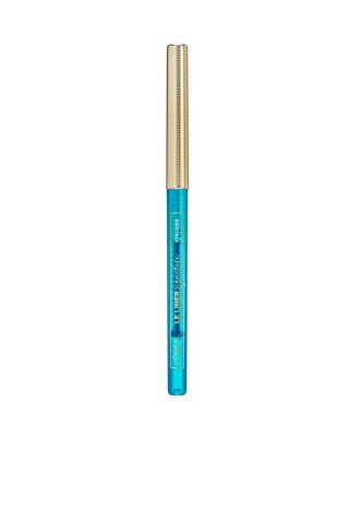 Le Liner Signature Eyeliner 9 Turquoise Faux Fur