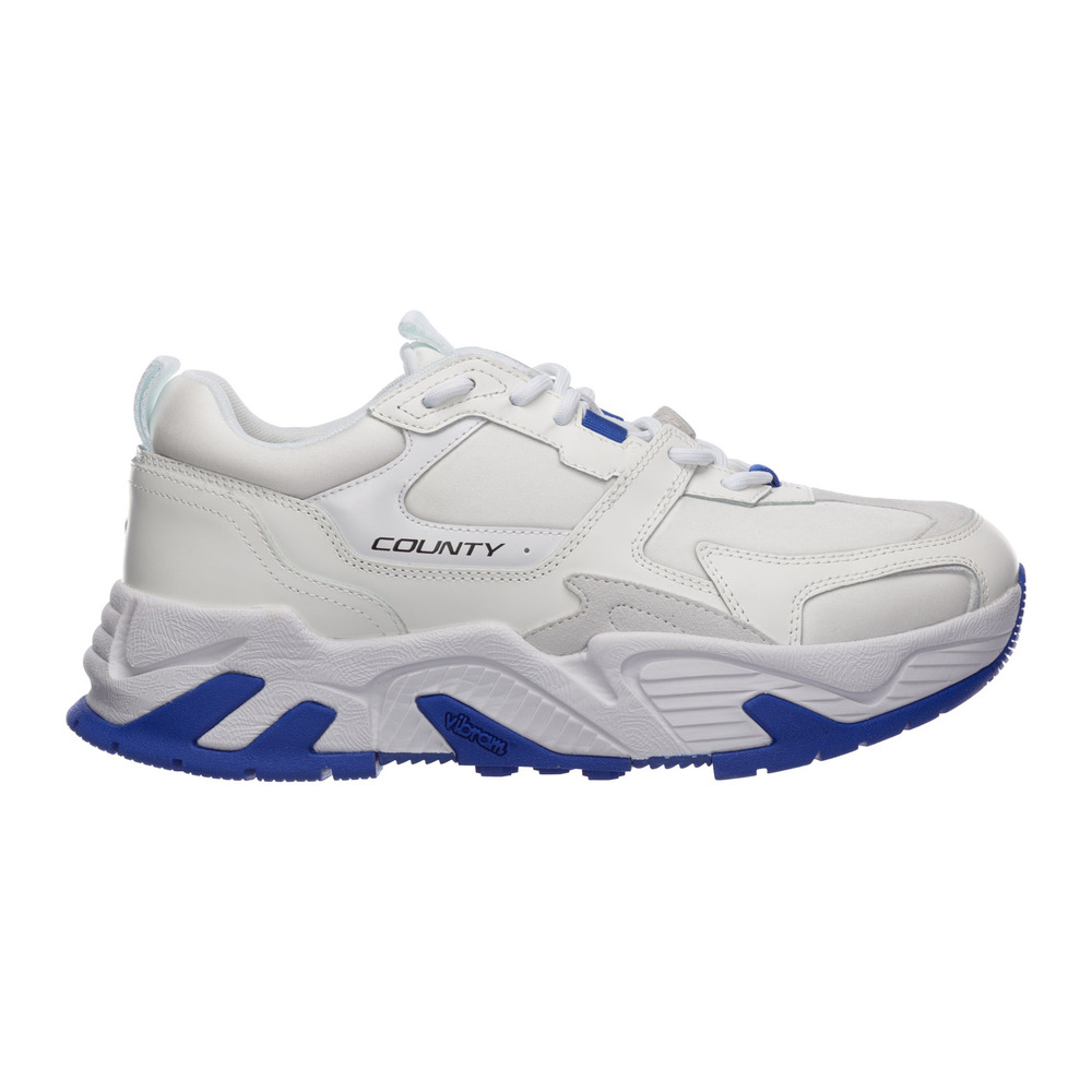 White Leather trainers c-run 3000  Marcelo Burlon  Sneakers - Sko Til Herre