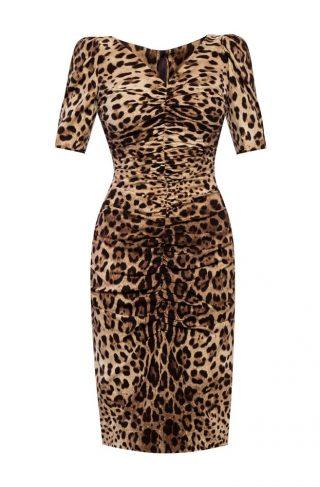 Leopard kjoler