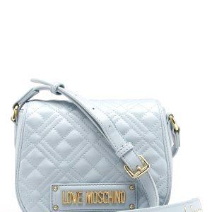 Love Moschino Evening Bag Light Blue One size