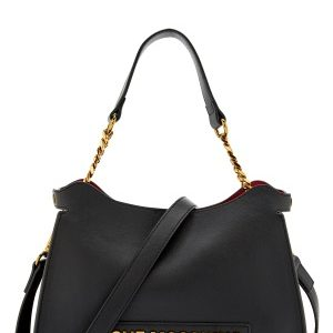 Love Moschino Lettering Bag 000 Black One size