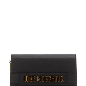 Love Moschino New Evening Bag 000 Black One size