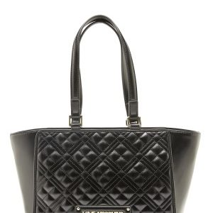 Love Moschino Quilted Bag Black One size
