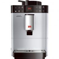 Melitta Varianza Caffeo CSP Kaffemaskin Silver