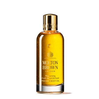 Mesmering Oudh Accord & Gold Body Oil 100 ml