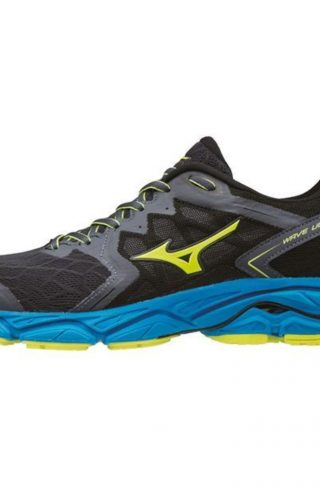 Mizuno Wave Ultima10 Joggesko Herre Ombre Blue/Safety Yellow/Diva Blue