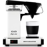 Moccamaster Kaffetrakter CUP ONE Creme