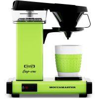 Moccamaster Kaffetrakter CUP ONE Fresh Green