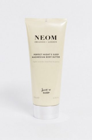 NEOM Perfect Night's Sleep Magnesium Body Butter 200ml-No Colour