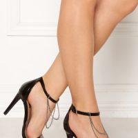 ONLY Aila Chain Heeled Sandal Black 36