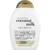 Ogx Nourishing Coconut Milk Shampoo, 385 ml OGX Sjampo