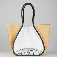 Proenza Schouler Handbag XL Ruched Tote One Size