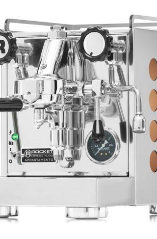 Rocket Appartamento Espressomaskin Kobber