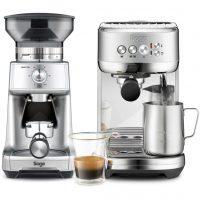 Sage The Bambino Plus espressomaskin & kaffekvern