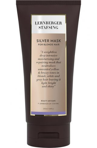 Silver Mask For Blond Hair, 200 ml Lernberger Stafsing Hårkur