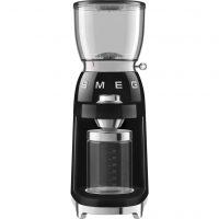 Smeg CGF01 Kaffekvern, Svart