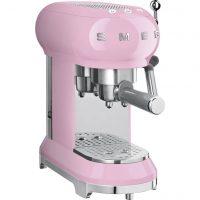 Smeg Espressomaskin 50-tals stil rosa