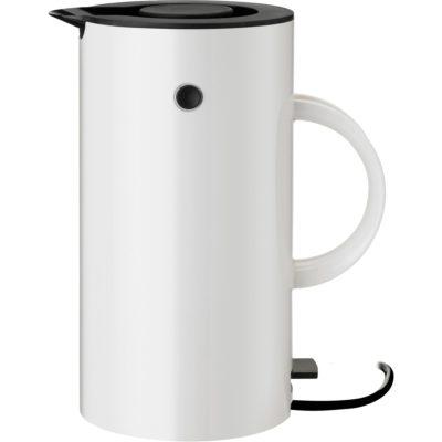 Stelton EM77 Vannkoker 1,5 liter Hvit