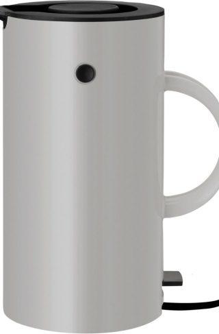 Stelton EM77 Vannkoker 1,5 liter Lysegrå