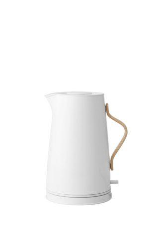 Stelton Emma Vannkoker 1,2 liter Hvit Kalk