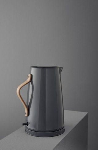 Stelton Emma Vannkoker grå 1,2l