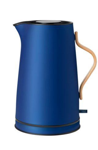 Stelton Emma vannkoker 1,2 l.- dark blue